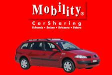 Mobility CarSharing in Fislisbach